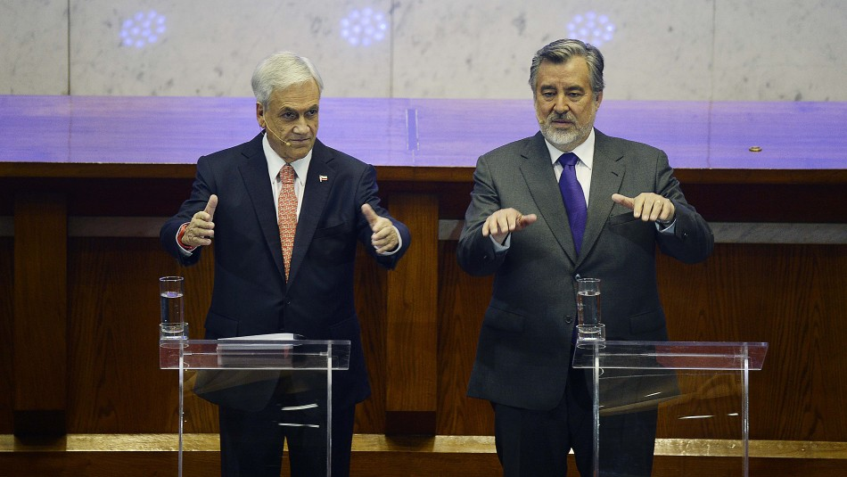 Piñera por dichos de Guillier e inhabilitación: