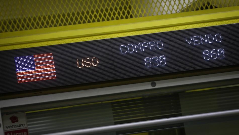 Sigue el valor del dólar este jueves 12 de marzo