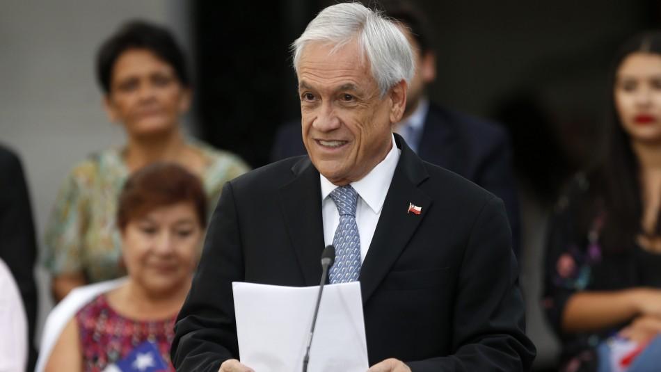 Desde colusión a delitos electorales: Los pilares de la agenda antiabusos presentada por Piñera