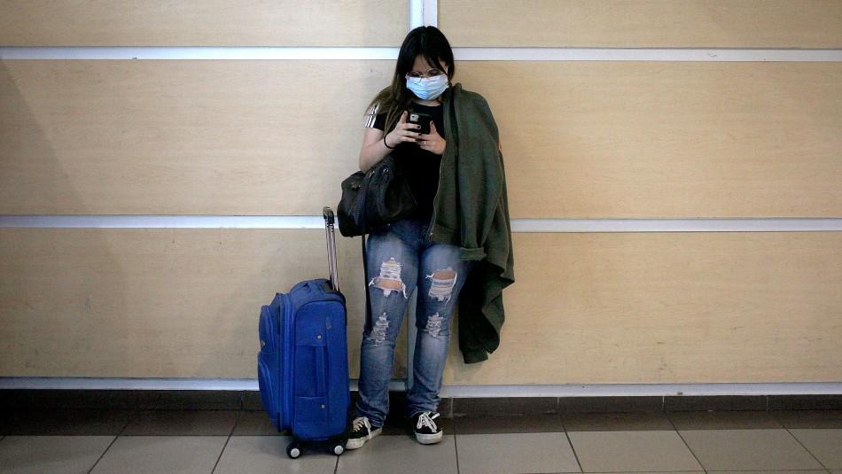 Cadem: Solo un 30% de la población en Chile teme contagiarse de coronavirus
