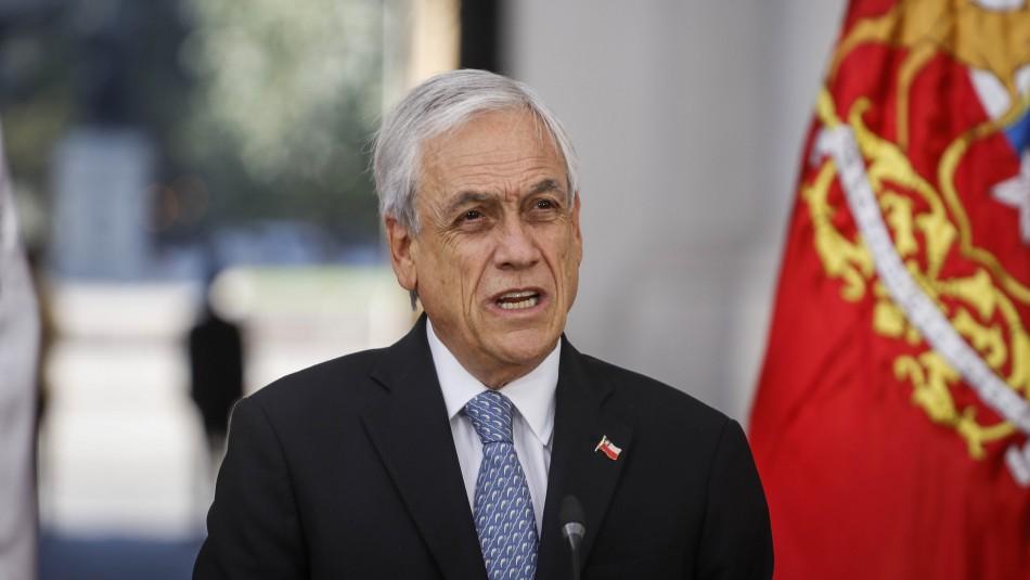 Piñera aclara: