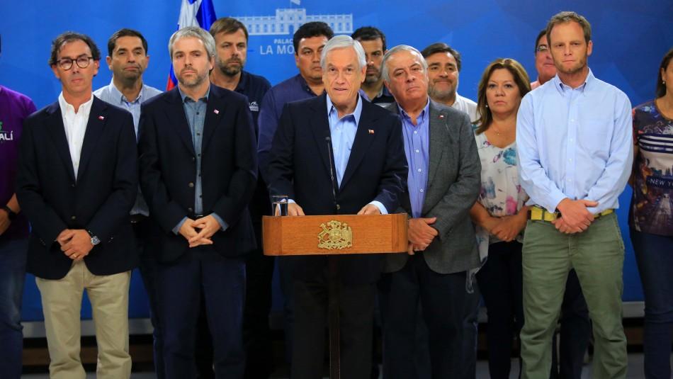 Presidente Piñera anuncia nuevas medidas para combatir el coronavirus: