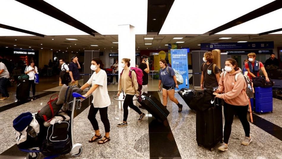 Argentina cierra fronteras ante coronavirus.
