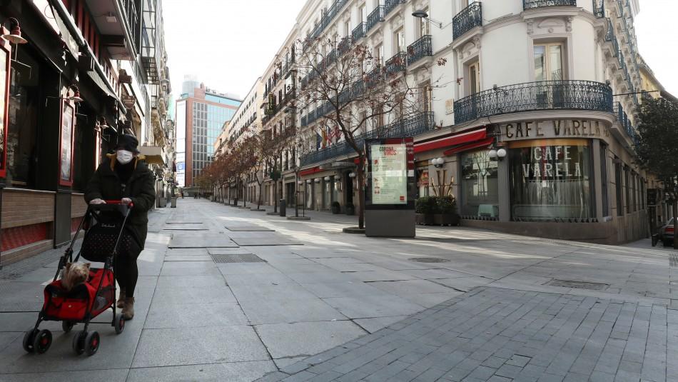 Más de 100 fallecidos y 2.000 casos adicionales de coronavirus en 24 horas en España