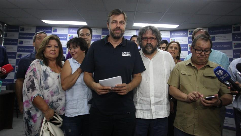 Asociación Chilena de Municipalidades: