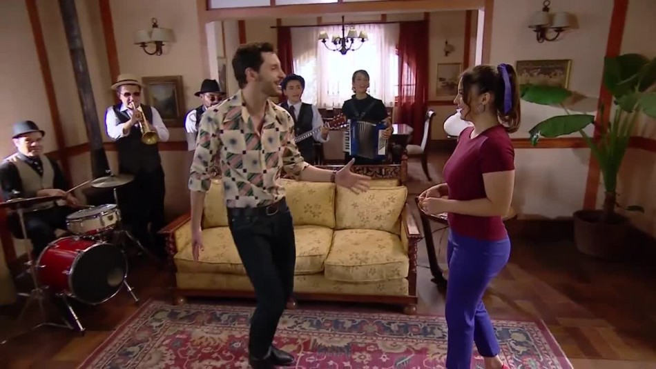 Yo soy Lorenzo: Benjamín sorprendió a Laura al son de