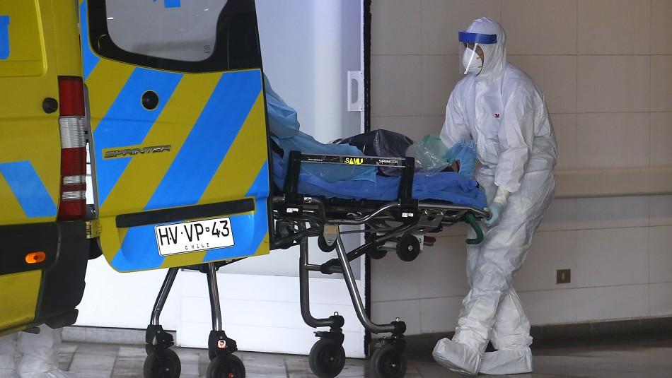 Coronavirus en Chile: Cifra aumenta a 155 contagios con dos casos graves