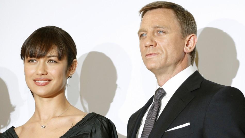 Actriz de James Bond da positivo al coronavirus: