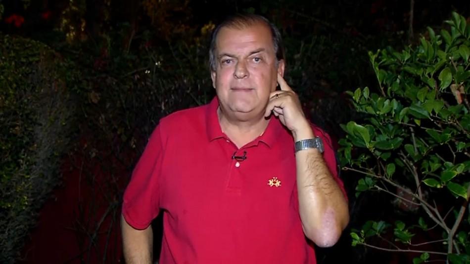 ¿Qué contempla el estado de catástrofe? El exministro Francisco Vidal explicó los alcances del decreto