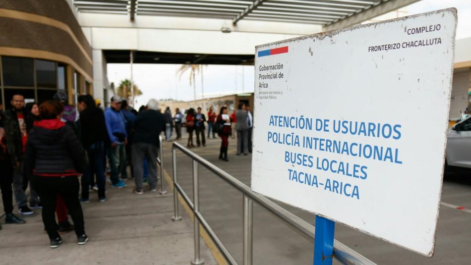 Comienza cierre de fronteras por avance del coronavirus en Chile