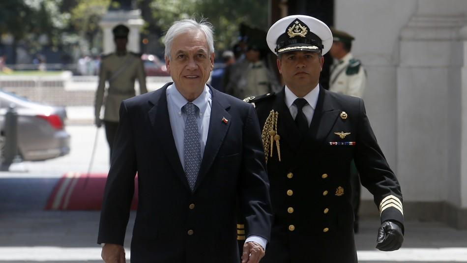 Piñera decreta Estado de Excepción Constitucional de Catástrofe por coronavirus