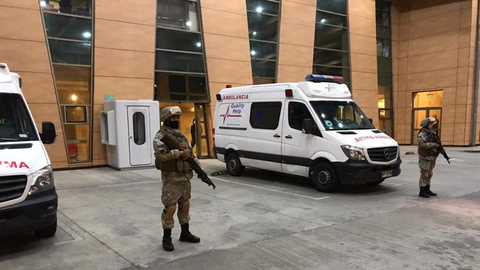 Comienza a regir el Estado de Catástrofe en todo el país: Onemi declara Alerta Roja Nacional