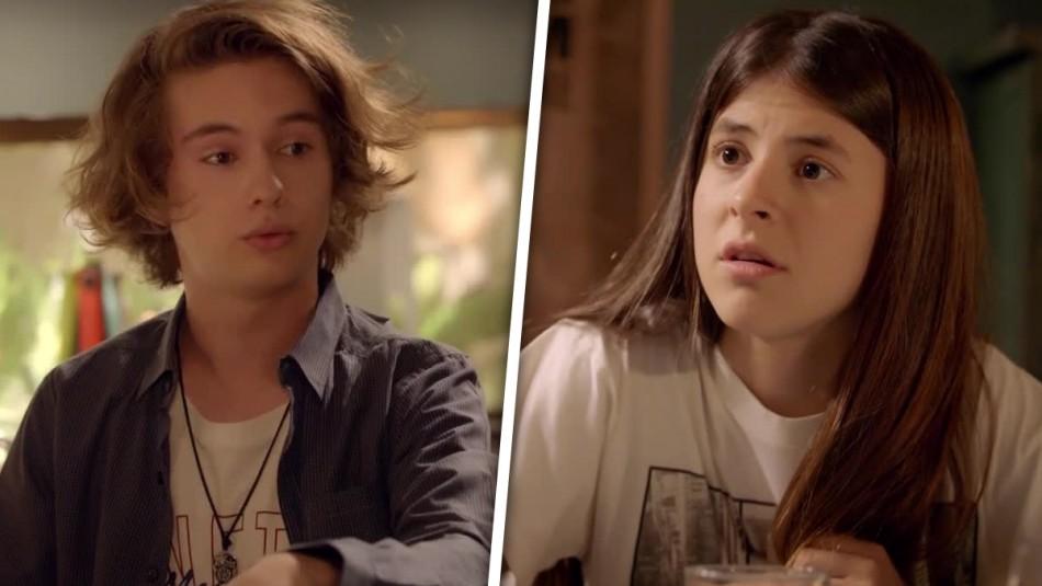 100 Días Para Enamorarse: Martina le dijo a Clemente que es trans