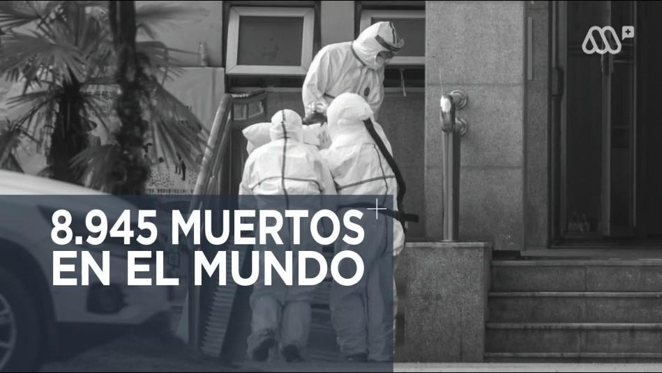 Mundo Plus Hoy - Jueves 19 de marzo 2020