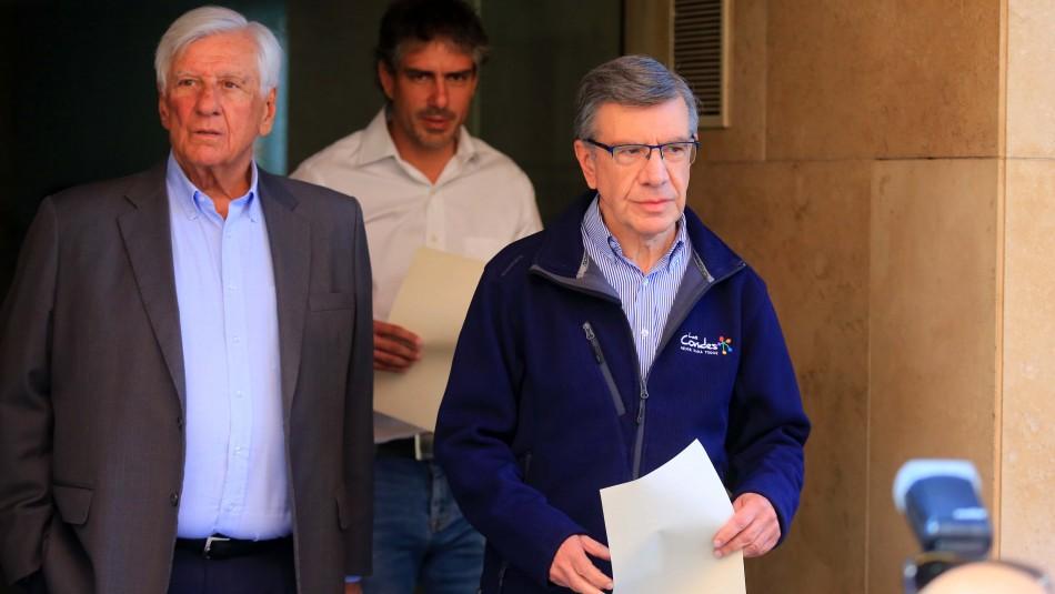 Alcaldes piden cerrar la zona oriente de Santiago para frenar el coronavirus