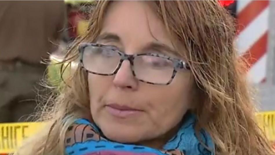 Madre de menor autista perdido en bosque Panul: