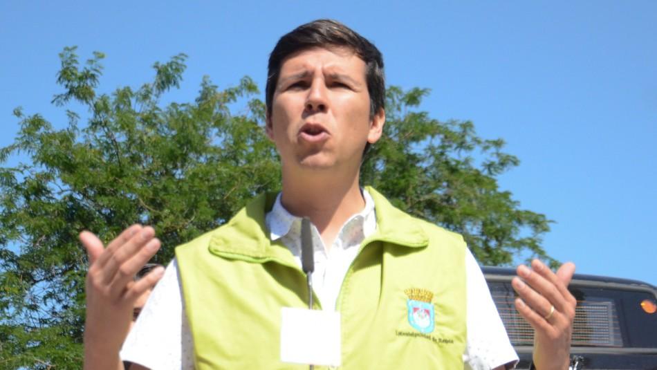 Alcalde de Renca sobre persona que contagió a mujer fallecida: Trabaja en Compin de Santiago Centro
