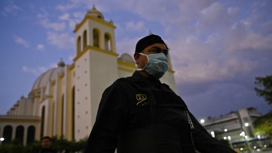 El Salvador ordena cuarentena obligatoria de 30 días por coronavirus