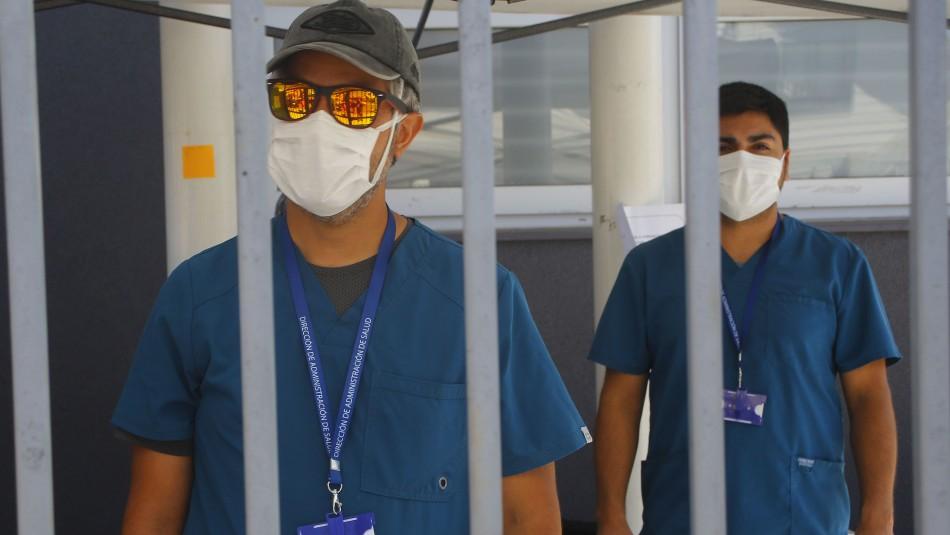 Aumenta a 746 la cifra de contagios por coronavirus en Chile