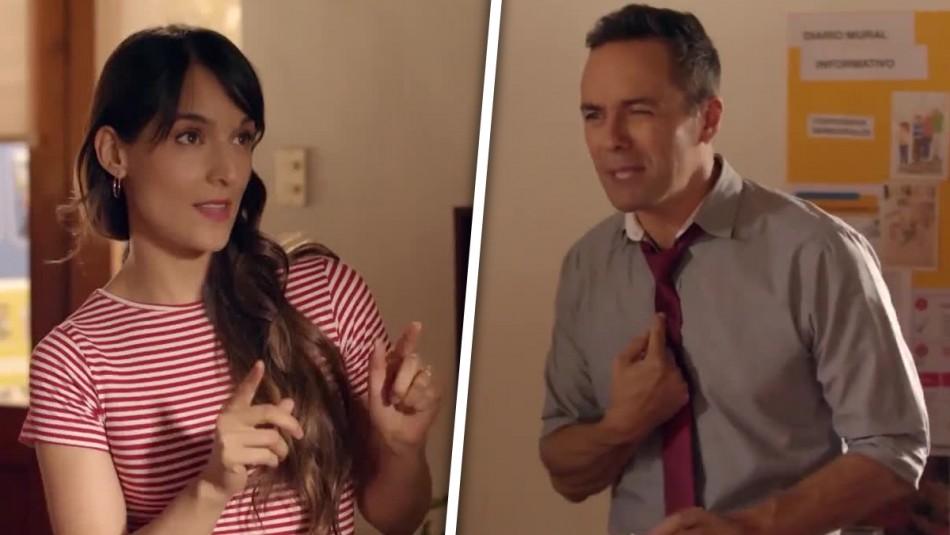 100 Días Para Enamorarse: Andrés se puso celoso de la salida de Cata y Kike