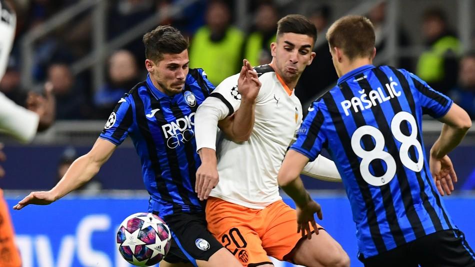 Atalanta vs. Valencia: El partido apuntado como origen del brote de coronavirus en Italia