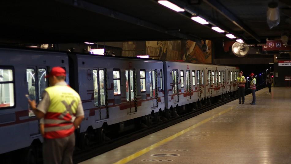 Metro por funcionario contagiado por coronavirus: