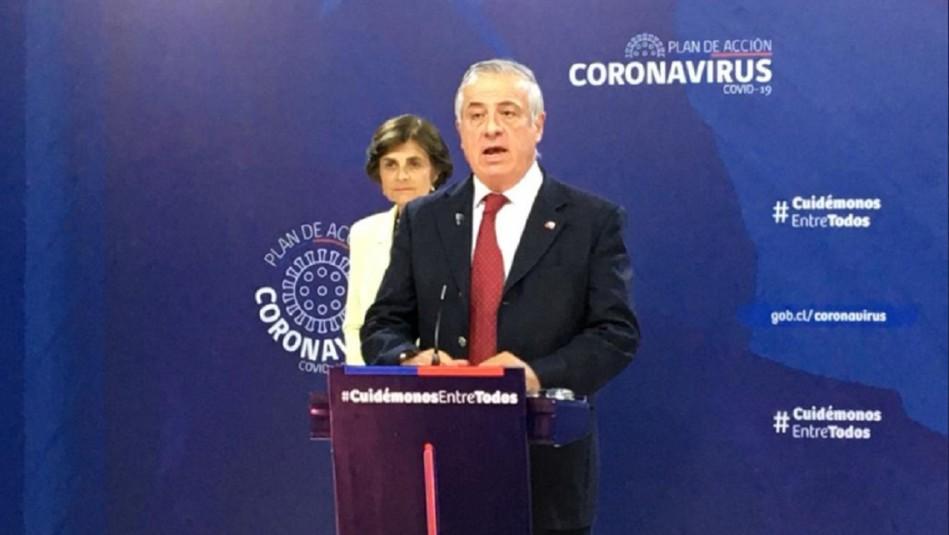 Gobierno establece cuarentena total para 7 comunas de la Región Metropolitana