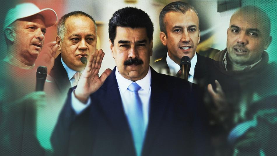 Estos son los funcionarios venezolanos por los que EEUU ofrece más de 50 millones de dólares