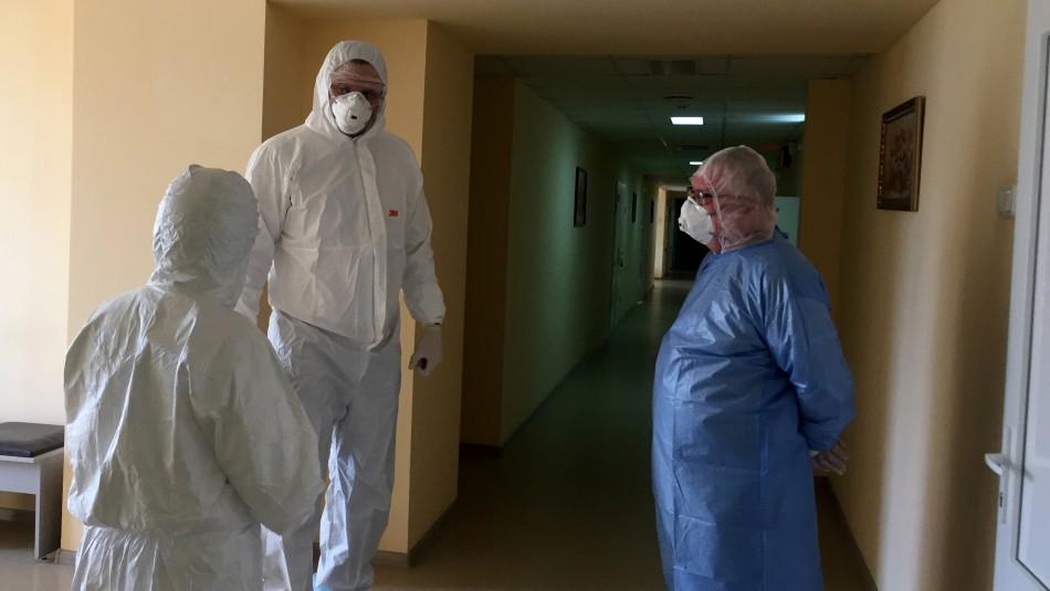 Coronavirus: Hombre es diagnosticado en Islandia con dos tipos de cepas del virus Covid-19