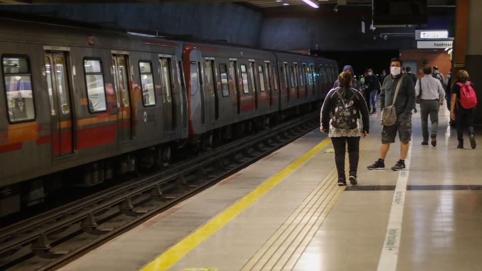 ¿Cómo funcionará el transporte público durante la cuarentena en Santiago?