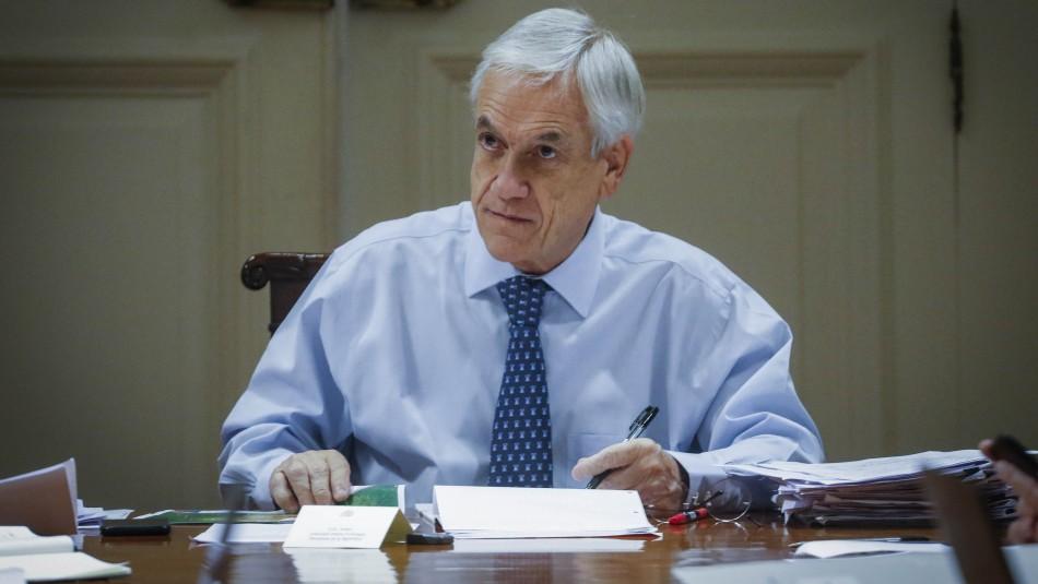 Piñera destaca rol de clave única: