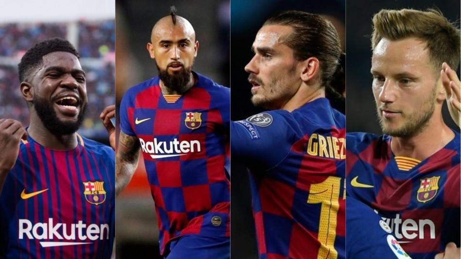 Las movidas del Barcelona.
