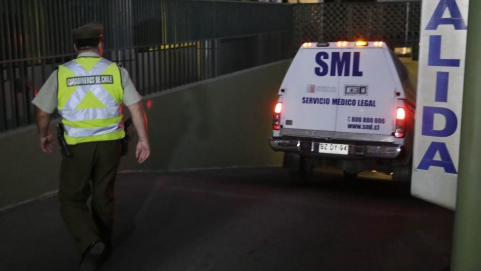 Quinto fallecido por coronavirus en Chile fue detectado positivo tras autopsia en el SML