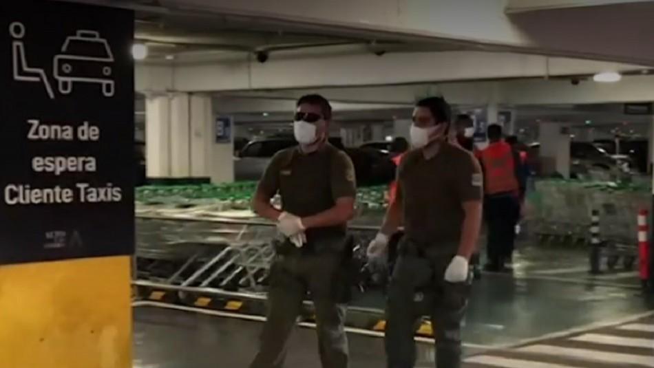 Gobierno anuncia querella contra mujer contagiada con COVID-19 que fue a mall de Las Condes