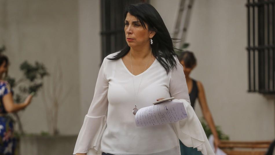 Karla Rubilar sobre publicación de Cathy Barriga por supuesto segundo fallecido en Maipú: