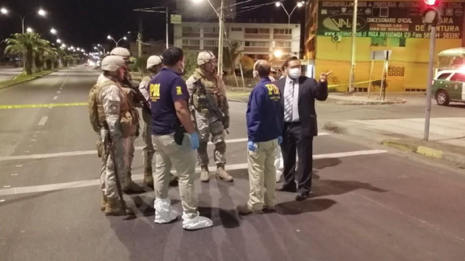Fiscalía de Arica investiga caso de conductor herido a bala por funcionarios del Ejército durante toque de queda