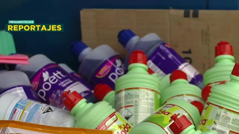 Zona sur vulnerable: Filas y aglomeraciones para abastecerse