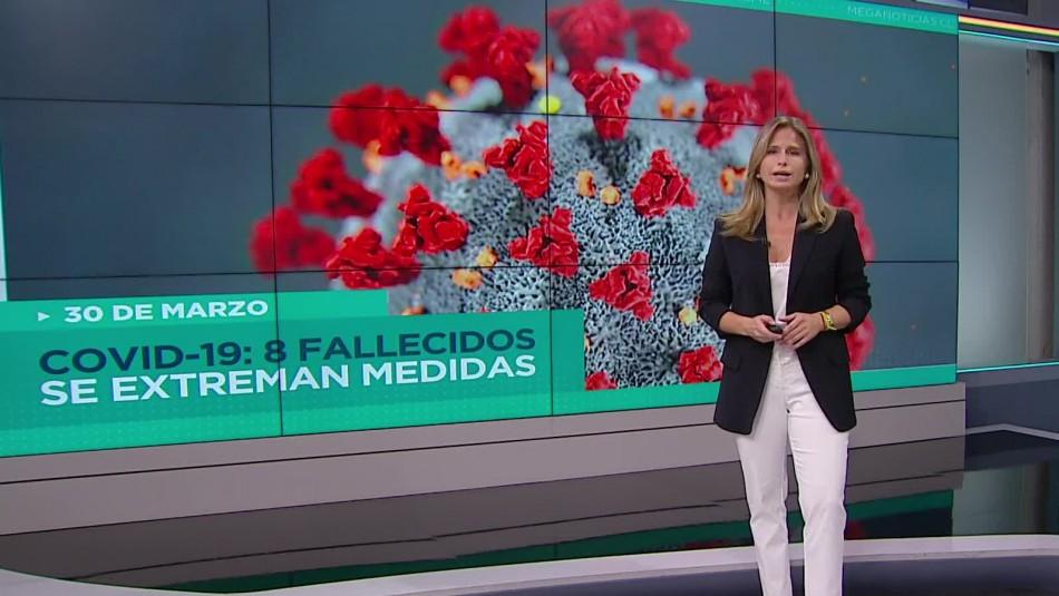 Meganoticias Prime - Lunes 30 de marzo 2020