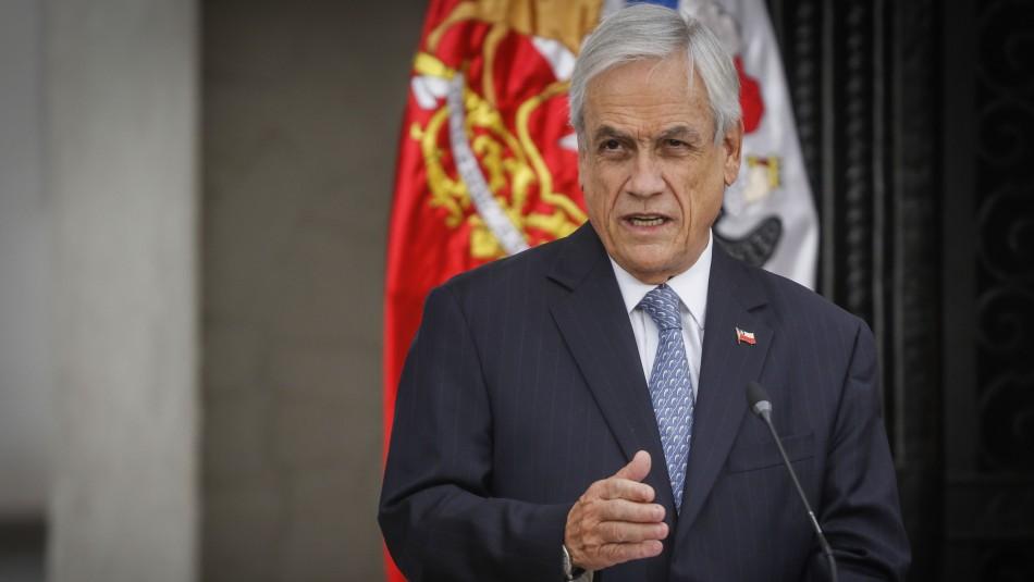 Piñera promulga Bono Covid-19 que otorga $50.000 por cada carga familiar
