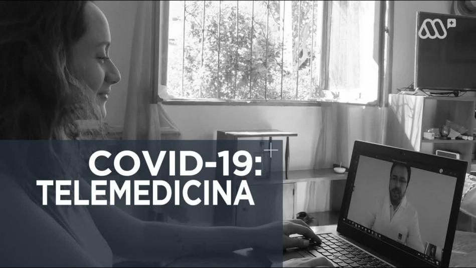 Telemedicina en tiempos de cuarentena por COVID-19