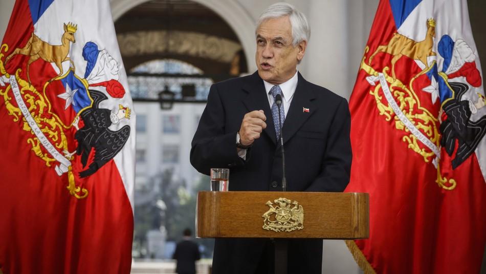 Permiso de circulación: Piñera anuncia veto al proyecto para eliminar intereses y permitir pago en 2 cuotas