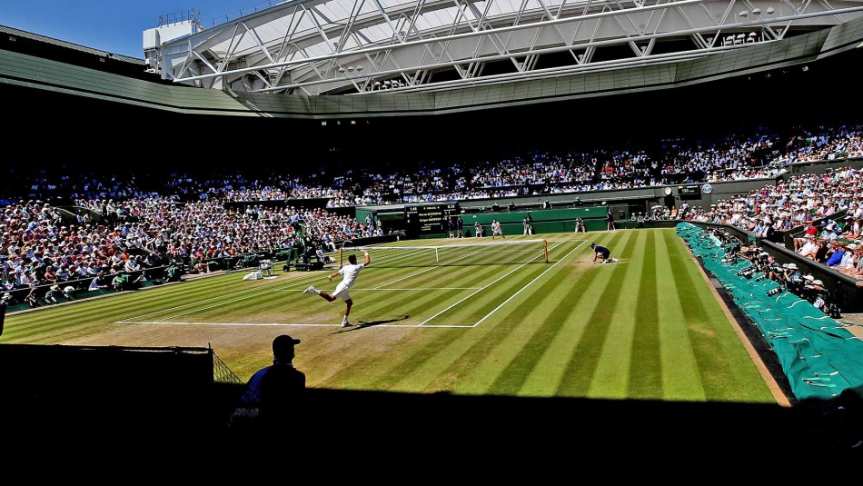 Wimbledon se suspende por coronavirus.