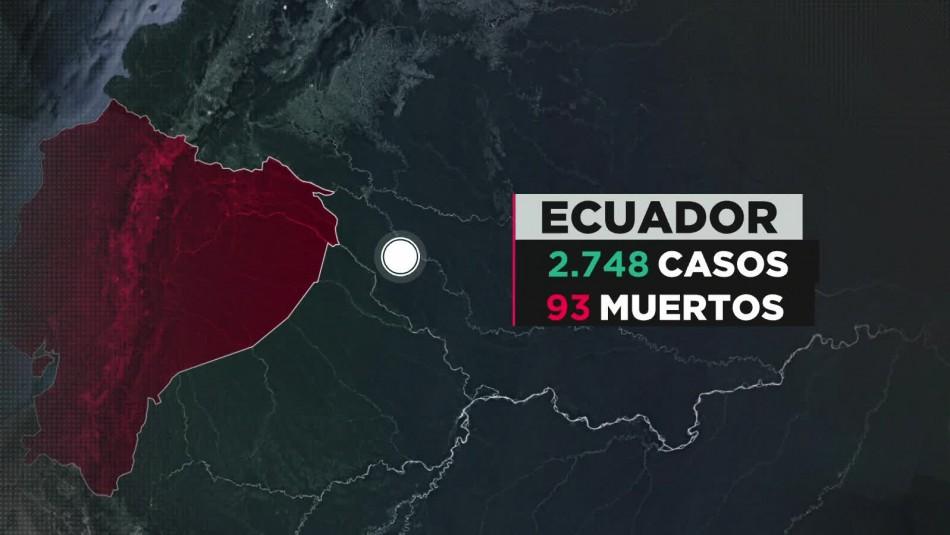 COVID-19 en Ecuador: Profunda crisis sanitaria en Guayaquil