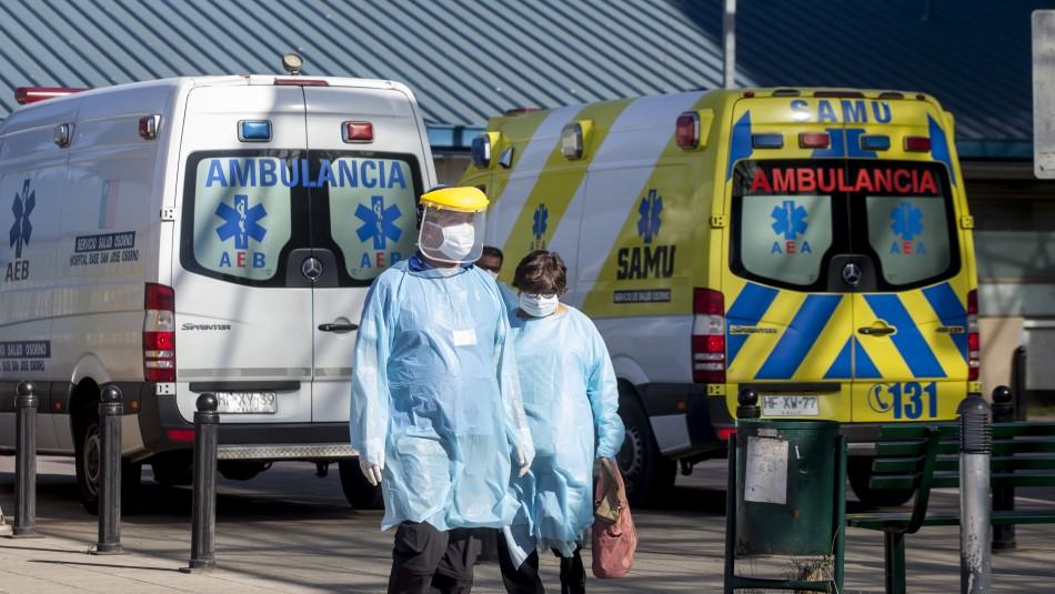Temuco pasa a ser la comuna con más contagios de coronavirus