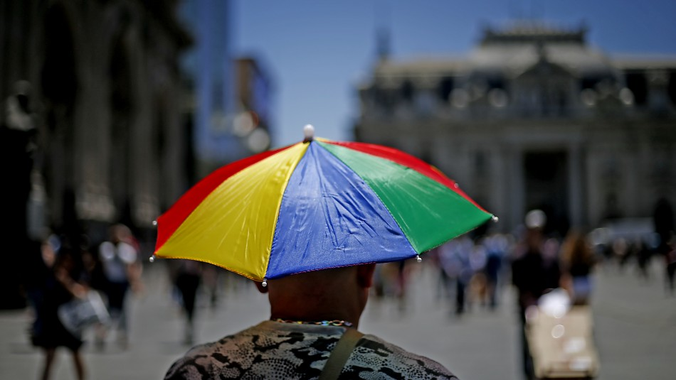 Santiago soleado y caluroso: Revisa el pronóstico del tiempo