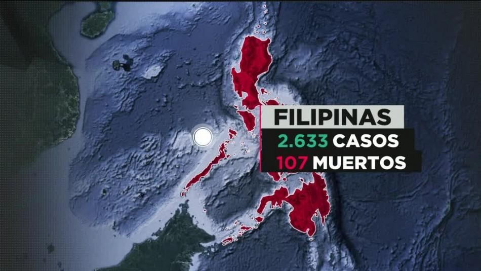 COVID-19 en Filipinas: Presidente Duterte ordena disparar a quien viole la cuarentena