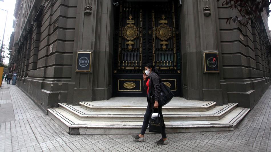 Informe Google: En Chile ha disminuido un 42% la concurrencia a lugares de trabajo tras confinamiento