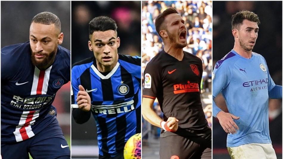 Los 10 bombásticos fichajes que Barcelona tiene en carpeta para la próxima temporada