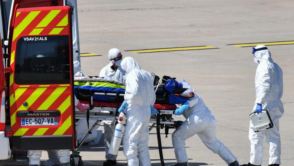 Minsal informó de cinco nuevas muertes: