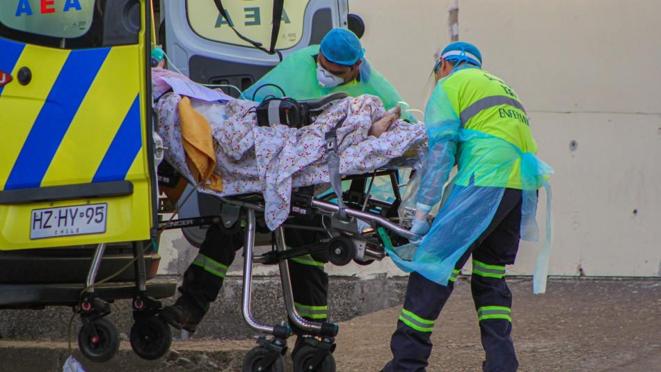 Balance coronavirus en Chile: Personas fallecidas llegan a 27 y contagiados a 4.161